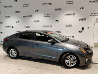 Used 2020 Hyundai Elantra PREF **SOLEIL&SÉCURITÉ** JAMAIS ACCIDENT for sale in St-Eustache, QC