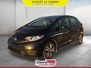 Used 2017 Honda Fit SE * GARANTIE 10 ANS / 200 000 KM* for sale in Donnacona, QC