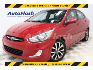 Used 2015 Hyundai Accent GLS* MAGS* TOIT/ROOF* BLUETOOTH* SIÈGES-CHAUFFANTS for sale in St-Hubert, QC