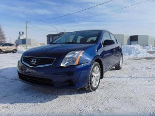 Used 2012 Nissan Sentra ****TRES BAS KILOMÉTRAGE******ECONOMIQUE for sale in St-Eustache, QC