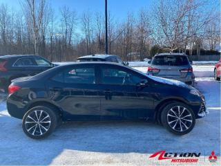 Used 2019 Toyota Corolla SE CVT+SAFETY SENSE+TOIT OUVRANT+CUIR+VOLANT CHAUF for sale in St-Hubert, QC