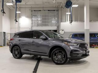 Used 2020 Acura RDX A-Spec AWD for sale in New Westminster, BC
