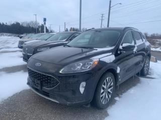 Used 2020 Ford Escape Titanium Hybrid for sale in New Hamburg, ON