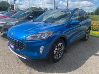 Used 2020 Ford Escape SEL for sale in New Hamburg, ON
