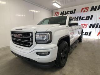Used 2017 GMC Sierra 1500 UNKNOWN TRÈS PROPRE! for sale in La Sarre, QC