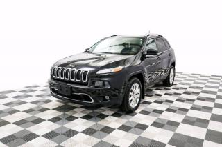 Used 2015 Jeep Cherokee Limited 4WD Sunroof Leather Nav Cam for sale in New Westminster, BC