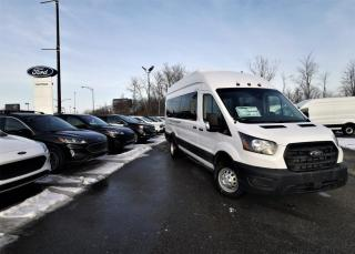 Used 2020 Ford Transit Tourisme T-350 service dur XL (neuf) for sale in Laval, QC