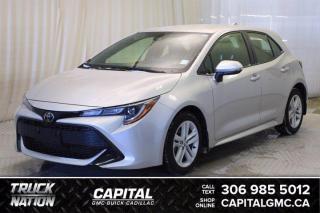 Used 2019 Toyota Corolla Hatchback HB for sale in Regina, SK