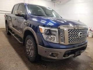 Used 2017 Nissan Titan Platinum Reserve for sale in Nipigon, ON