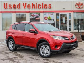 Used 2014 Toyota RAV4 LE FWD YES WE ARE OPEN! for sale in North York, ON