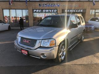 Used 2008 GMC Envoy 4WD 4dr SLT-LEATHER SEATS-LOW KM for sale in North York, ON