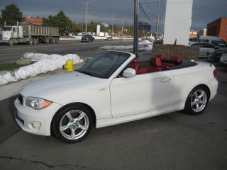 Used 2012 BMW 1 Series 2dr Cabriolet 128i 6-speed One Owner for sale in North York, ON