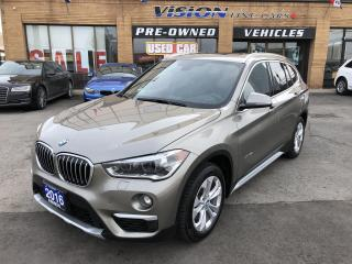 Used 2016 BMW X1 AWD 4dr xDrive28i-HEADS UP DISPLAY-HARMON KARDON for sale in North York, ON