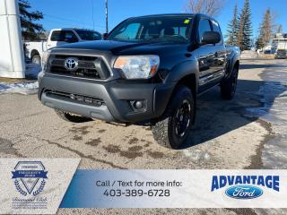 Used 2012 Toyota Tacoma V6 for sale in Calgary, AB