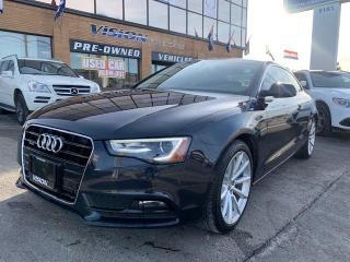 Used 2014 Audi A5 2dr Cpe Auto Progressiv for sale in North York, ON