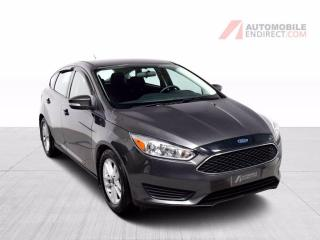 Used 2017 Ford Focus SE HATCH A/C MAGS CAMERA DE RECUL for sale in Île-Perrot, QC