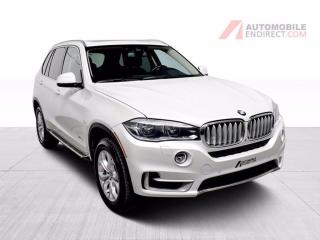 Used 2014 BMW X5 35i xDrive Cuir Toit Pano GPS Sièges Chauffants for sale in Île-Perrot, QC