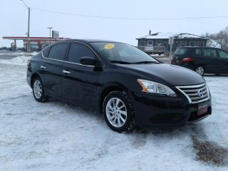 Used 2015 Nissan Sentra SV for sale in Oak Bluff, MB