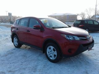 Used 2013 Toyota RAV4 LE for sale in Oak Bluff, MB