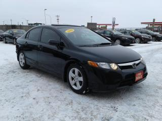 Used 2006 Honda Civic Sdn EX for sale in Oak Bluff, MB
