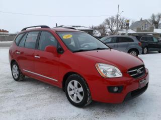 Used 2009 Kia Rondo EX for sale in Oak Bluff, MB