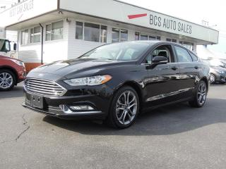 Used 2017 Ford Fusion SE for sale in Vancouver, BC