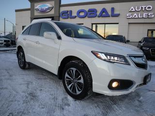 Used 2018 Acura RDX ELITE for sale in Ottawa, ON