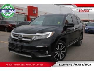 Used 2019 Honda Pilot 8 Passenger for sale in Whitby, ON