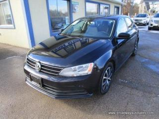 Used 2017 Volkswagen Jetta GAS SAVING TSI-EDITION 5 PASSENGER 1.4L - DOHC.. HEATED SEATS.. BACK-UP CAMERA.. BLUETOOTH SYSTEM.. CD/AUX/USB INPUT.. KEYLESS ENTRY.. for sale in Bradford, ON