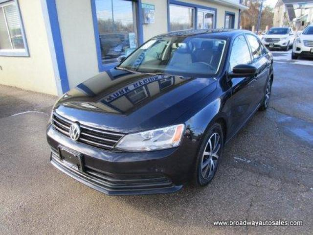 2017 Volkswagen Jetta GAS SAVING TSI-EDITION 5 PASSENGER 1.4L - DOHC.. HEATED SEATS.. BACK-UP CAMERA.. BLUETOOTH SYSTEM.. CD/AUX/USB INPUT.. KEYLESS ENTRY..