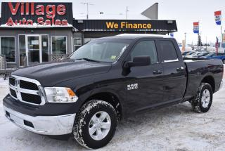 Used 2016 RAM 1500 ST CRUISE CONTROL! 4X4! QUAD CAB! for sale in Saskatoon, SK
