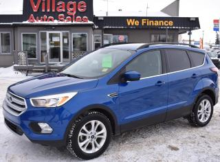 Used 2018 Ford Escape HEATED SEATS! CRUISE CONTROL! BLUETOOTH! for sale in Saskatoon, SK