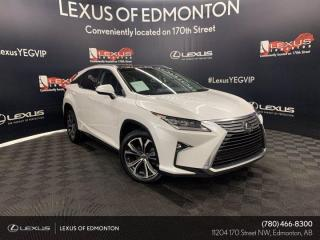 Used 2019 Lexus RX 350 Executive Package for sale in Edmonton, AB