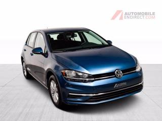 Used 2019 Volkswagen Golf COMFORTLINE TSI A/C MAGS CAMERA DE RECUL for sale in Île-Perrot, QC