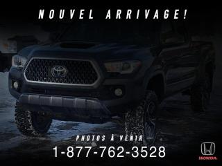 Used 2018 Toyota Tacoma SR5 + CREW + 4X4 + V6 + MAGS + WOW! for sale in St-Basile-le-Grand, QC