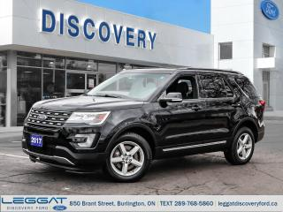 Used 2017 Ford Explorer XLT - 4WD for sale in Burlington, ON