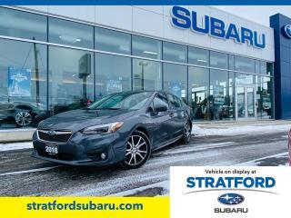 Used 2018 Subaru Impreza Sport for sale in Stratford, ON