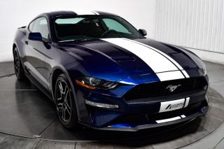 Used 2020 Ford Mustang ECOBOOST FASTBACK MAGS GPS AIR CLIMATISÉ CAMÉRA for sale in Île-Perrot, QC