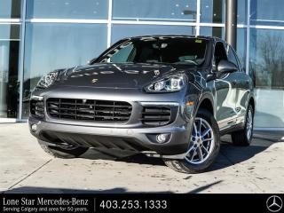 Used 2018 Porsche Cayenne w/ Tip for sale in Calgary, AB