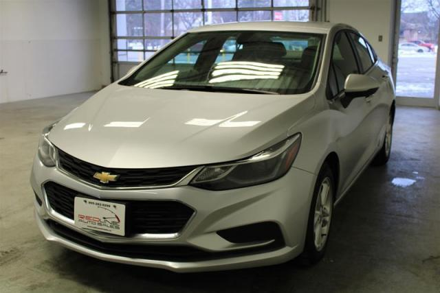 2017 Chevrolet Cruze WE APPROVE ALL CREDIT.