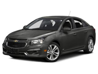 Used 2016 Chevrolet Cruze Limited 1LT for sale in Burnaby, BC