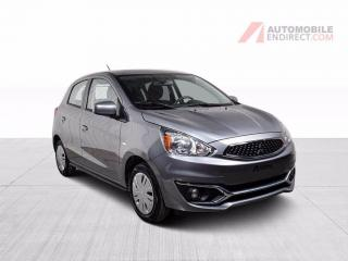 Used 2020 Mitsubishi Mirage ES A/C for sale in St-Hubert, QC