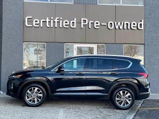 Used 2019 Hyundai Santa Fe PREFERRED w/ AWD / BLIND SPOT DETECTION for sale in Calgary, AB