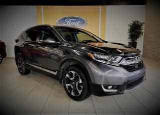 Used 2018 Honda CR-V TOURING - AWD - GARANTIE 7/160 - FULL for sale in Drummondville, QC