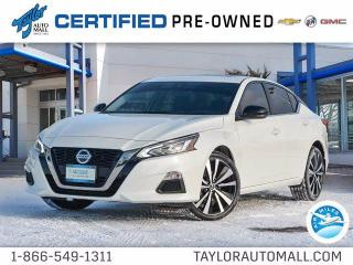 Used 2021 Nissan Altima 2.5 SR for sale in Kingston, ON