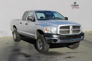 Used 2007 Dodge Ram 1500 4WD Quad Cab 140.5 for sale in Courtenay, BC