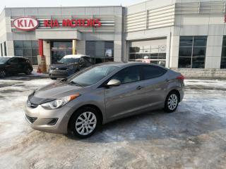 Used 2012 Hyundai Elantra GL BANC CHAUFFANT **BLUETOOTH**A/C PNEU HIVER for sale in Mcmasterville, QC