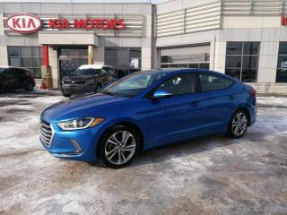 Used 2017 Hyundai Elantra GLS TOIT OUVRANT *VOLANT CAHUFFANT *PUSH START for sale in Mcmasterville, QC