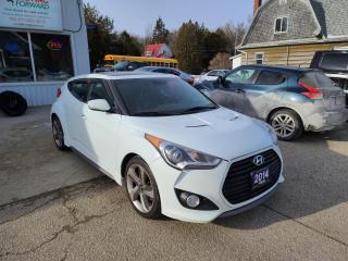 Used 2014 Hyundai Veloster Tech TURBO for sale in Greater Sudbury, ON