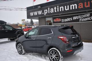 Used 2017 Buick Encore Sport Touring NO ACCIDENTS!! BACK UP CAMERA!! BLUETOOTH!! for sale in Saskatoon, SK